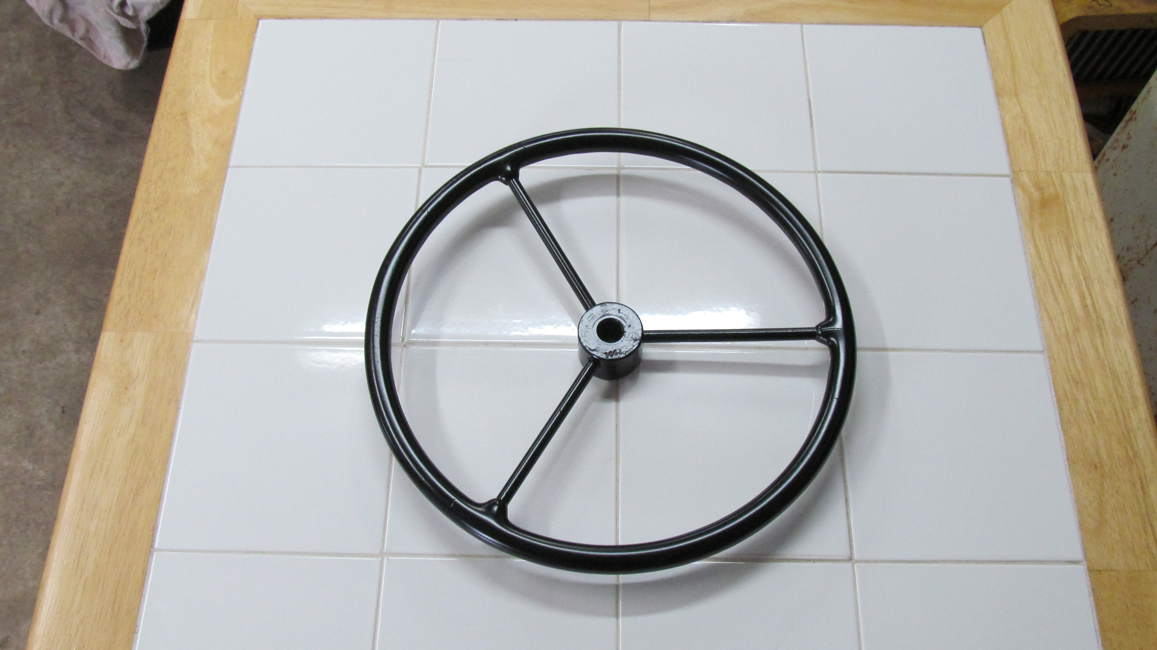 Steering Wheel for early Cub Cadet